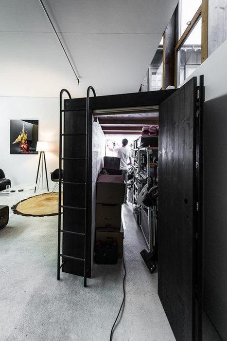 The Living Cube by Till Koenneker - Design Milk   Creative Life   Scoop.it