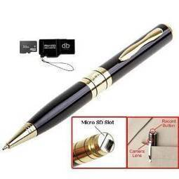 Spy Pen Camera in Delhi | Spy Hidden Camera in Delhi | Scoop.it