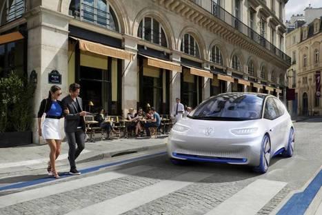 Flottes auto : vers la voiture partagée   Infrastructures & Véhicules   Scoop.it