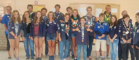 Une unité scoute très active - lavenir.net   Scouting around the world   Scoop.it