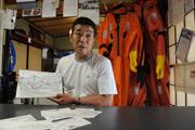 [Eng] Un plongeur pro qui a survécu au tsunami transmet son savoir | asahi.com | Japon : séisme, tsunami & conséquences | Scoop.it