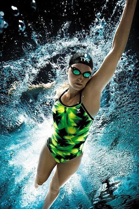 Chausse tes baskets: La natation, le meilleur sport pour le corps ? | Univers du Voyage | Scoop.it