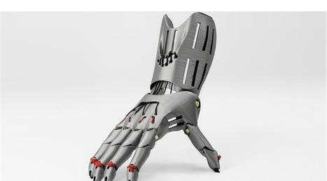 The future of 3D-printed prosthetics | Managing Technology and Talent for Learning & Innovation | Scoop.it