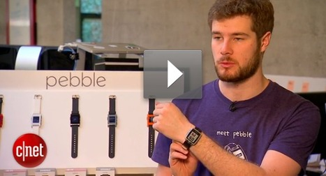 #CES2014_Pebble Steel smartdesign story | UX-UI-Wearable-Tech for Enhanced Human | Scoop.it