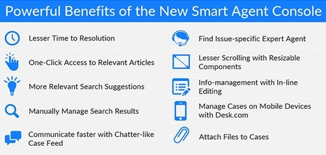 What is the Smart Agent Console? - The New Console Enhancements in Service Cloud | Digital Marketing | Scoop.it