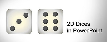How to make a Rolling Dice in PowerPoint 2010 | The *Official AndreasCY* Daily Magazine | Scoop.it