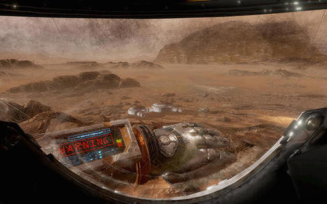 "How Fox's ""The Martian VR Experience"" Became Hollywood's Most Ambitious VR Experiment 