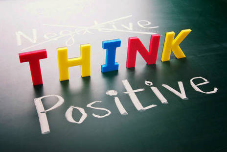 Key 2 - Positive Thoughts | Mainly Social | Scoop.it