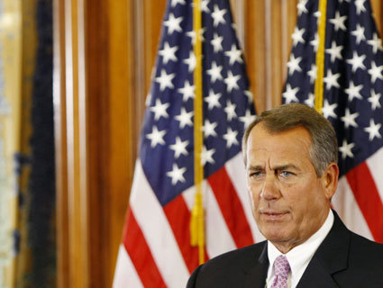 John Boehner's Hostage Crisis | Politicality | Scoop.it