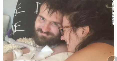 Husband's battle with ALS empowers wife to live - CNN.com | #ALS AWARENESS #LouGehrigsDisease #PARKINSONS | Scoop.it