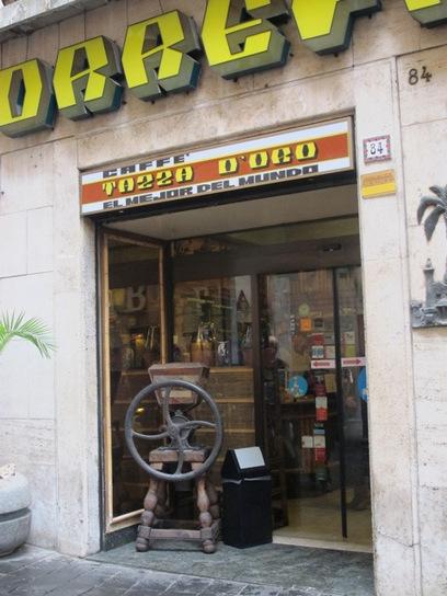Tazza D'Oro. La Casa del Caffè al Pantheon   Curiosità su Roma   Scoop.it