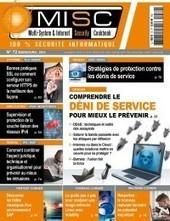MISC N°72 – Mars/Avril 2014 – En kiosque | Actualités de l'open source | Scoop.it