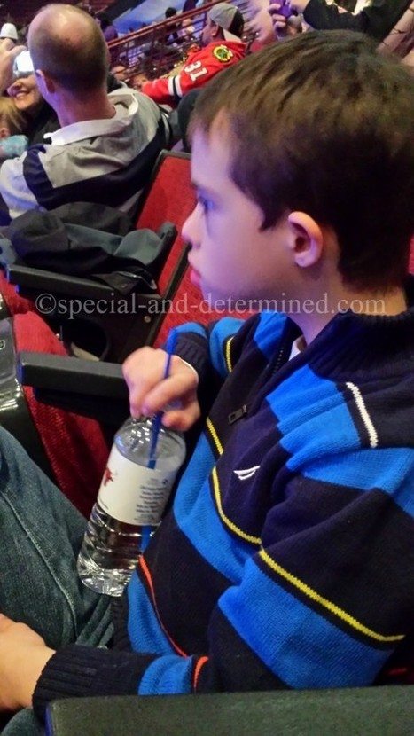 "Family Fun at ""Frozen"" in Chicago - 
