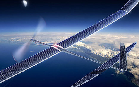 Facebook drones the size of jumbo jets to soar 17 miles up | Managing Technology and Talent for Learning & Innovation | Scoop.it