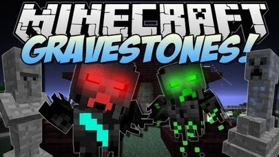 Gravestone Mod 1.7.10  | Minecraft 1.7.10/1.7.9/1.7.2 | Minecraft 1.6.4 Mods | Scoop.it