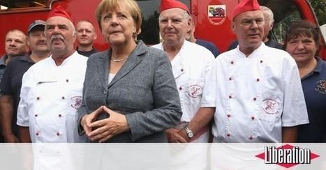 Une claque en réponse à la main tendue de Merkel | Union Européenne, une construction dans la tourmente | Scoop.it