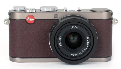 Leica X1 BMW limited edition camera | Photography Gear News | Scoop.it