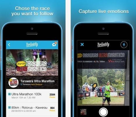 Twiinkly, l'appli crowdsourcing photo | Actu webmarketing et marketing mobile | Scoop.it