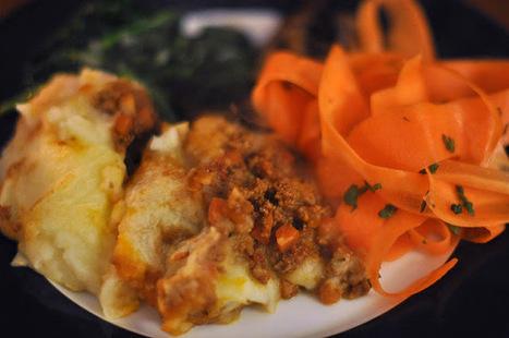 Recette d'hachis parmentier d'agneau, pastai bugail Cymreig (Pays de Galles) | Street food : la cuisine du monde de la rue | Scoop.it
