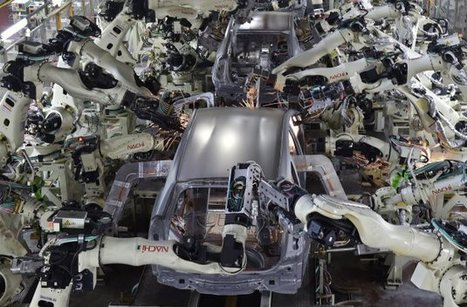 Robots expected to run half of Japan by 2035 | Rage against the Machine | Scoop.it