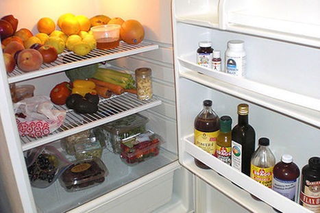 Learn How to Rehabilitate Your Refrigerator…and Your Health | Holistic Nutritionist | Scoop.it