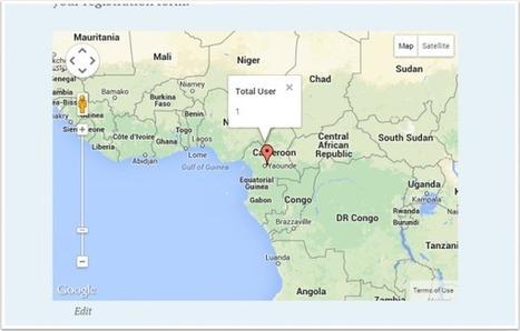 Comment afficher l'emplacement d'un membre sur Google Map | Time to Learn | Scoop.it