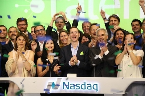 Talend, Silicon Valley's latest tech IPO, has a strong debut | Entrepreneurship, Innovation | Scoop.it