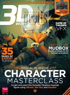 3D World - March 2014 UK | eMagazines Direct Download | Scoop.it