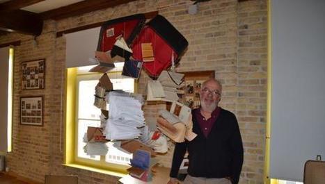 Bourbourg: Bernard Sultan pose ses valises au Centre d ... - La Voix du Nord   Culturelle   Scoop.it