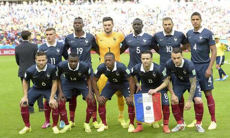 L'équipe de France, la victoire sur Twitter ! | Listen to web | Scoop.it