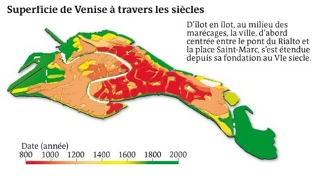 Venise au fil numérique du temps | Clic France | Scoop.it