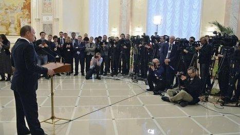 Leaders agree Ukraine peace roadmap | Hamiter Current Events | Scoop.it