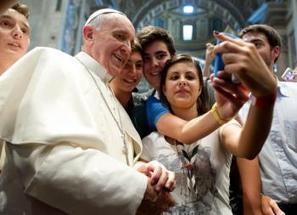 La surprise d'un Toulousain : «Allô! Christopher ? Je suis le Pape François»   Tous pour le mariage   Scoop.it