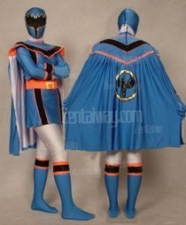 Blue Magiranger Power Ranger Spandex Zentai Costume [c156] - $62.00 : Buy Zentai,zentai suits,zentai costumes,lycra bodysuit,bodysuit spandex,cheap,zentai wholesale,from zentaiway.com   power ranger costumes   Scoop.it