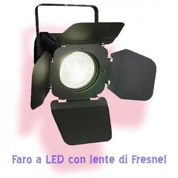 Fari teatrali per palcoscenico: un Teatrale a LED da 60 W a basso consumo | Catering Banqueting | Scoop.it