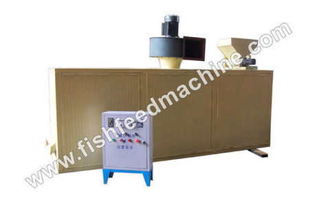 Fish Feed Pellet Dyer -Electric and Gas Type for Choice | high quality fish feed pellet machine | Scoop.it