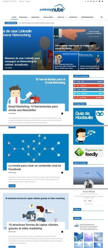 Carlos Miñana, un Social Media por vocación   Social Media   Scoop.it