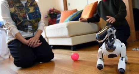 17 ans après son robot chien Aibo, Sony se relance dans l'intelligence artificielle | Vous avez dit Innovation ? | Scoop.it