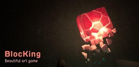 » BlocKing - light in the dark   BlocKing - light in the dark (iOS game)   Scoop.it