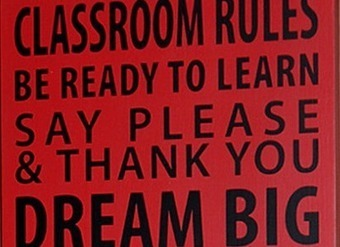 12 Classroom Rules We Could All Learn From - Edudemic | Teaching and Learning English through Technology | Scoop.it