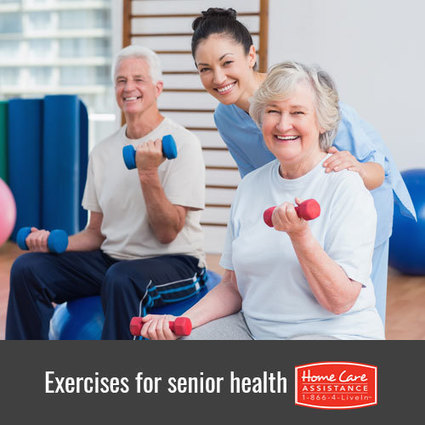 Best Exercises for Senior Citizens | Home Care Assistance of Tampa Bay | Scoop.it