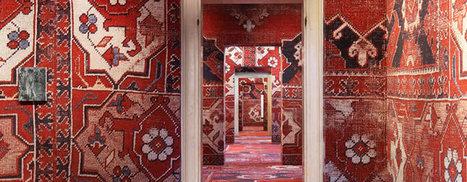 Rudolf Stingel   Inspiration and decorating with Handmade carpets   Scoop.it