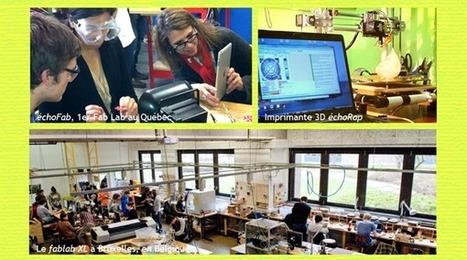 Invitation : Imaginons un Fab Lab à La Pocatière | | Fab Lab à l'université | Scoop.it