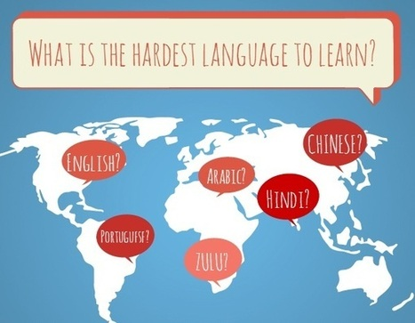 Are some languages harder to learn than others? | Language News | Languages 2.0: a treasure-trove | Scoop.it