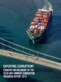 Transparence International France - 8ème rapport d'évaluation de la convention OCDE | vielle | Scoop.it