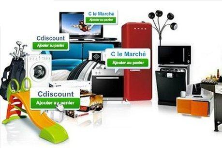Comment Cdiscount mise sur les vendeurs étrangers pour développer sa marketplace - JDN | Cross-channel distribution | Scoop.it