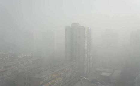 Un gaz à effet de serre 7.000 fois plus polluant que le CO2 détecté dans l'atmosphère | L'enjeu environnemental | Scoop.it