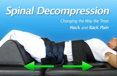 Get the Spinal Decompression Treatment in Arizon | Pain Relief Centers of Arizona | Scoop.it