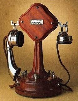 Télégraphie et téléphonie pressenties par Diderot en 1752 ? | GenealoNet | Scoop.it