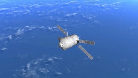 Station spatiale internationale : amarrage réussi pour le cargo ATV-5 | The Blog's Revue by OlivierSC | Scoop.it